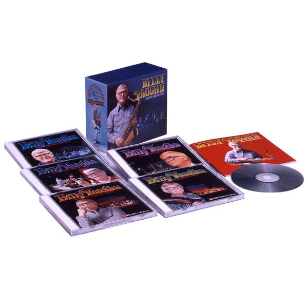 ビリー・ヴォーンの世界 CD5枚組 VCS-1117【送料無料】