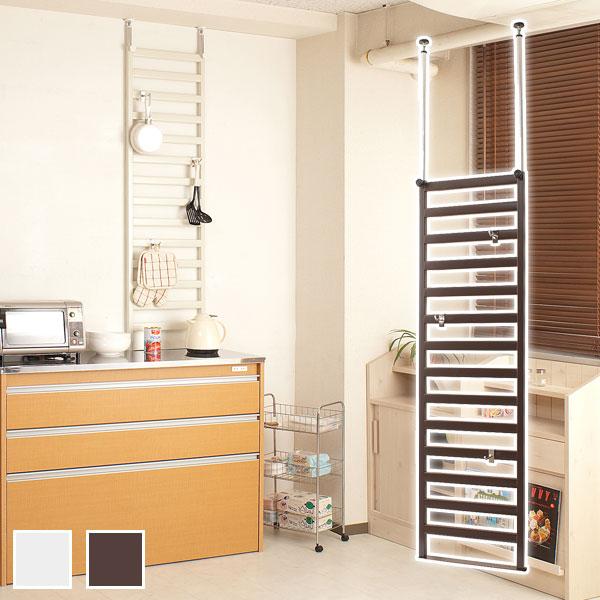 家具に設置できるパーテーション 幅40cm 棚なし NJ-0030/NJ-0034