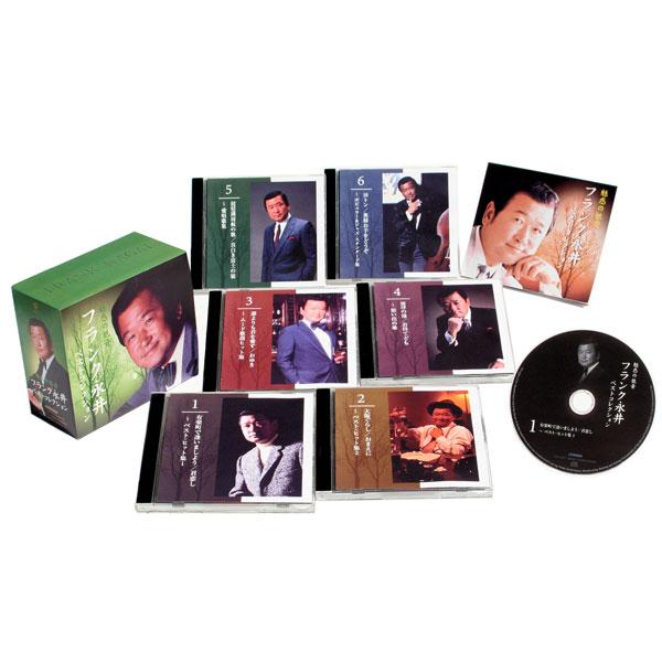 フランク永井ベストコレクション CD6枚組 VFD-10077【送料無料】