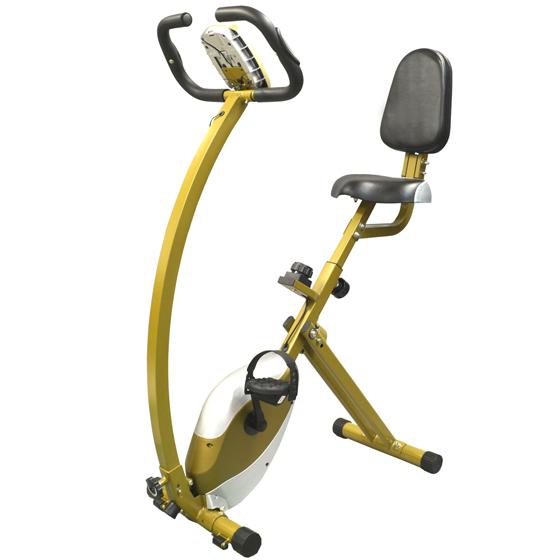 パルトレピュアバイク 自走式エアロバイク 音声ガイダンス付 有酸素運動 LW-CA555【送料無料】