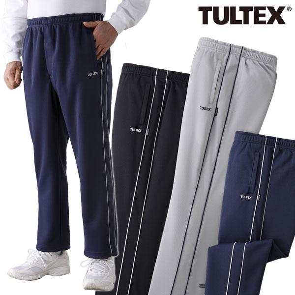 TULTEX タルテックス 吸汗速乾ジャージパンツ3色組 ジャージパンツ メンズ 春夏秋 LX65155-SAI 50代 60代【送料無料】