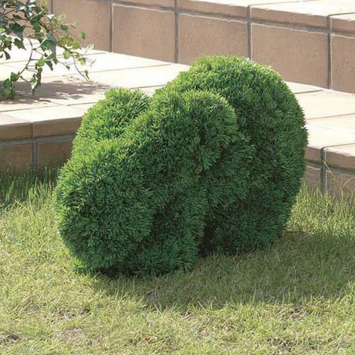 ガーデン&トピアリー 光の楽園 ウサギS 293A200 2020年版
