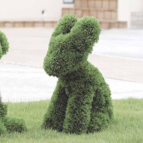 ガーデン&トピアリー 光の楽園 ラビット 395B300 2020年版