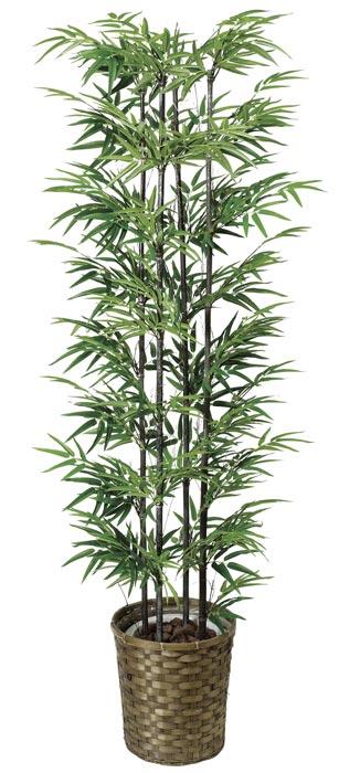 アートグリーン 人工観葉植物 光触媒 光の楽園 黒竹1.6 404A300 2020年版