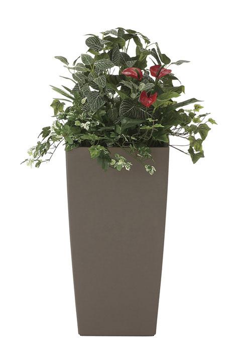 アートグリーン 人工観葉植物 光触媒 光の楽園 アート植栽R 601E380 2020年版