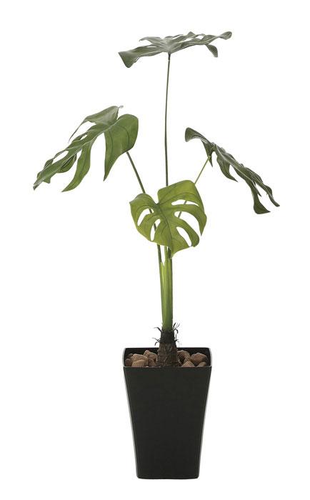 アートグリーン 人工観葉植物 光触媒 光の楽園 モンステラ90 625A150 2020年版