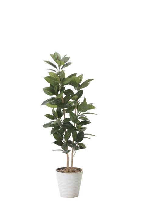 アートグリーン 人工観葉植物 光触媒 光の楽園 ゴムの木1.6 824A320 2020年版