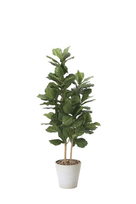 アートグリーン 人工観葉植物 光触媒 光の楽園 カシワバゴム1.6 825A380 2019年版