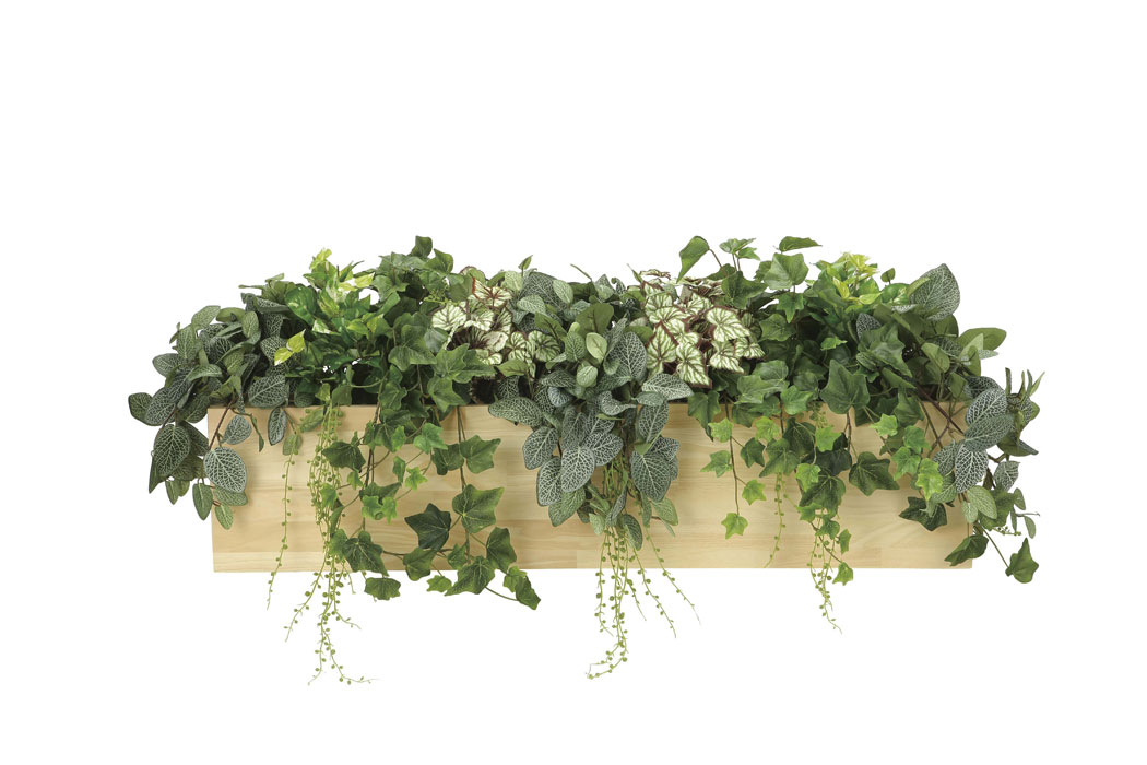 アートグリーン 人工観葉植物 光触媒 光の楽園 ボックスウッドL 939A350 2020年版