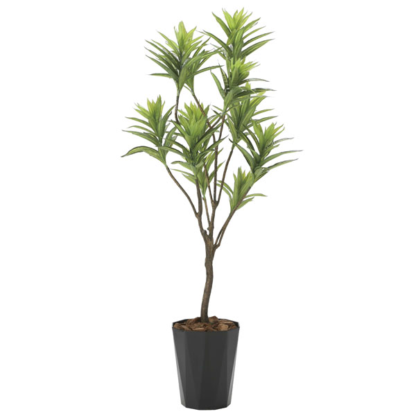 アートグリーン フェイクグリーン 人工観葉植物 光触媒 光の楽園 フレッシュドラセナ1.45 2017A300 2020年版
