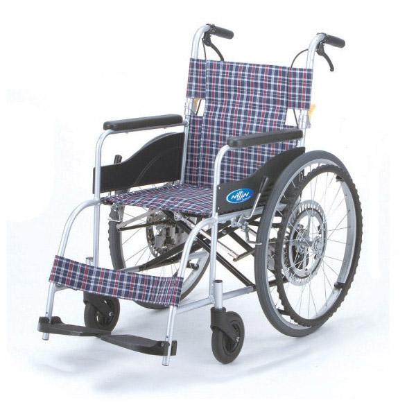 【日進医療器】NEO-1+G-Guard-IIパッケージ / TAIS00175-000329 =非課税=【メーカー直送】※返品・交換不可※代引不可※【介護用品】車椅子/車いす/イス/高齢者/在宅/施設/シンプル/コンパクト/軽量/扱いやすい【通販】