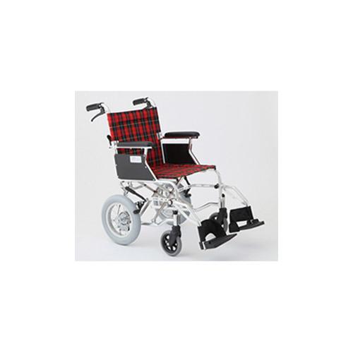 【美和商事】介助式車いす ミニポンD / HTB-12D-OR・HTB-12D-CG・HTB-12D-CR =非課税=【メーカー直送】※返品・交換不可※代引不可※【介護用品】車椅子/車いす【通販】