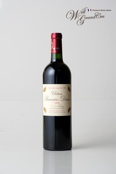 ブラネール デュクリュ2006 フランス サン・ジュリアン 赤ワイン フルボディCH.BRANAIRE-DUCRU2006 高級ワイン 贈答品