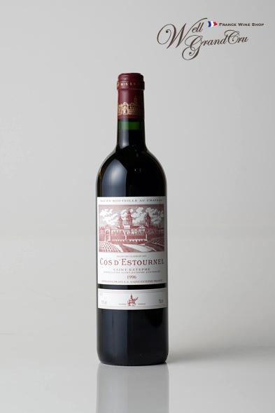 【送料無料】コス デストゥルネル1996 フランス サン・テステフ 赤ワイン フルボディCH.COS D'ESTOURNEL1996【飲み頃】 高級ワイン 贈答品