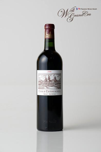 コス デストゥルネル2006 フランス サン・テステフ 赤ワイン フルボディCH.COS D'ESTOURNEL2006 高級ワイン 贈答品