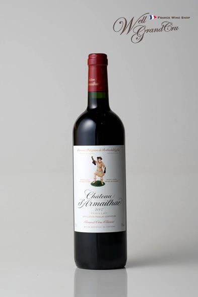ウイスキー専門店 蔵人クロード ダルマイヤック2007 フランス ポイヤック 赤ワイン フルボディCH.D'ARMAILHAVQ2007【飲み頃】高級ワイン 贈答品, ブックショップモコ 4b9741c0