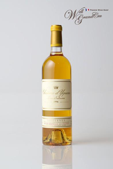【送料無料】ディケム1996 フランス ソーテルヌ 白ワイン 甘口 デザートワインCh.d'Yquem1996 高級ワイン 贈答品 貴腐ワイン