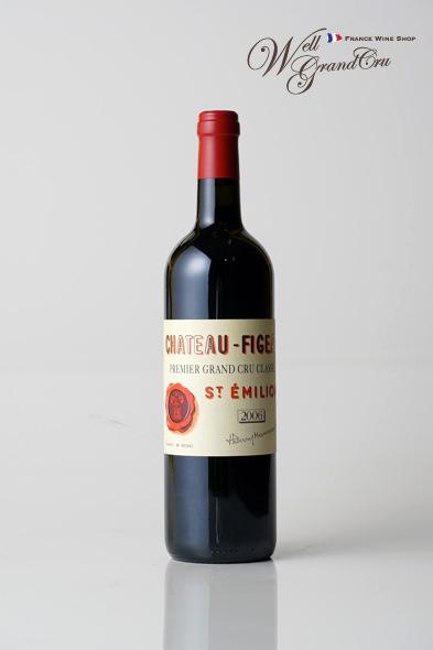 フィジャック2006 フランス サン・テミリオン 赤ワイン フルボディ CH.FIGEAC2006【飲み頃】高級ワイン 贈答品