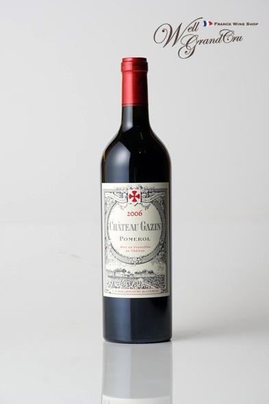 【NEW限定品】 ガザン2006 フランス ポムロール 赤ワイン フルボディCH.GAZIN 2006 高級ワイン 贈答品, SJ-SHOP 7f641503