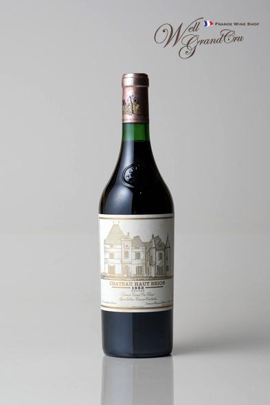 【送料無料】オーブリオン1982 フランス ペサック・レオニャン 赤ワイン フルボディCH.HAUT-BRION1982高級ワイン 贈答品