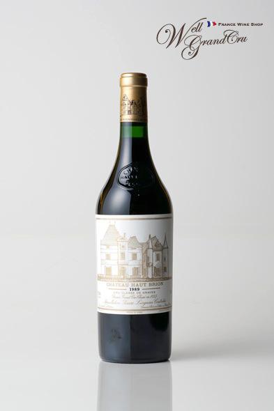 【送料無料】オーブリオン1989 フランス ペサック・レオニャン 赤ワイン フルボディCH.HAUT-BRION1989【飲み頃】パーカーポイント100点 高級ワイン 贈答品
