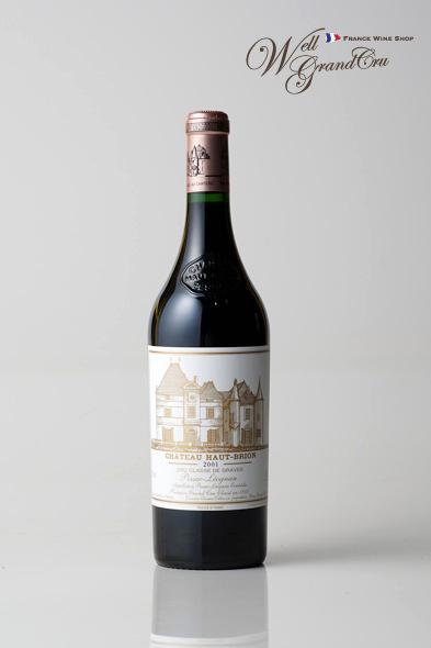 【送料無料】オーブリオン2001 フランス ペサック・レオニャン 赤ワイン フルボディCH.HAUT-BRION2001【飲み頃】高級ワイン 贈答品