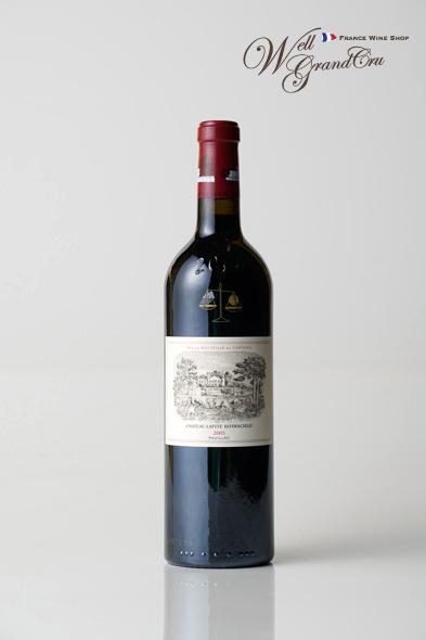 【送料無料】ラフィット ロートシルト2005 フランス ポイヤック 赤ワイン フルボディCH.LAFITE ROTHSCHILD2005 パーカーポイント96+点 高級ワイン 贈答品