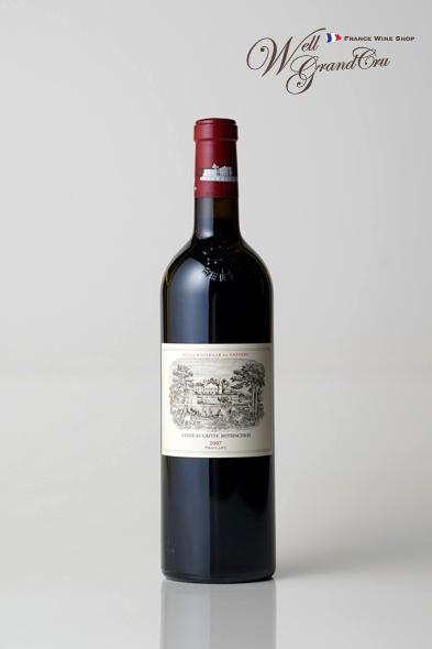 【送料無料】ラフィット ロートシルト2007 フランス ポイヤック 赤ワイン フルボディCH.LAFITE ROTHSCHILD2007 高級ワイン 贈答品