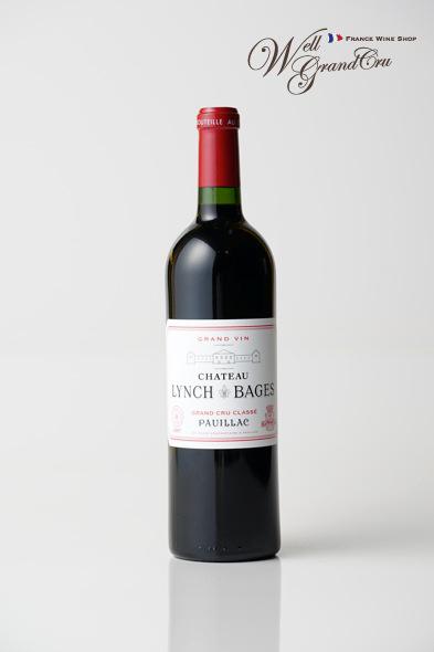 ランシュ バージュ2007 フランス ポイヤック赤ワイン フルボディCH.LYNCH BAGES2007【飲み頃】高級ワイン 贈答品