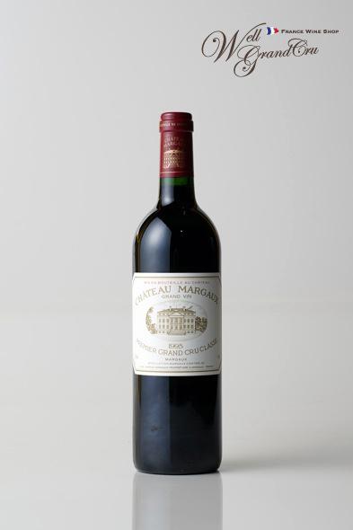 【送料無料】マルゴー1995 フランス マルゴー 赤ワイン フルボディCH.MARGAUX1995 パーカーポイント95点 高級ワイン 贈答品