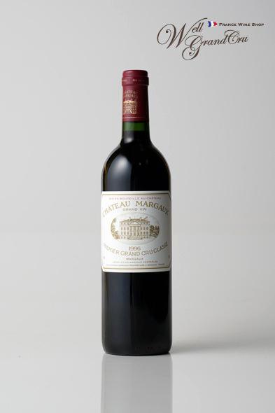【送料無料】マルゴー1996 フランス マルゴー 赤ワイン フルボディCH.MARGAUX1996 パーカーポイント99点 高級ワイン 贈答品