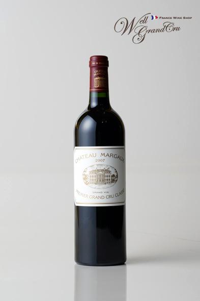 【送料無料】マルゴー2007 フランス マルゴー 赤ワイン フルボディCH.MARGAUX2007 高級ワイン 贈答品