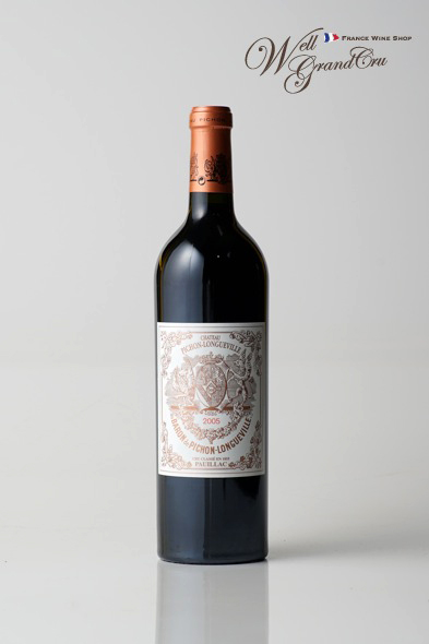 ピション ロングヴィル バロン2005 フランス ポイヤック 赤ワイン フルボディCH.PICHON LONGUEVILLE BARON2005 高級ワイン 贈答品