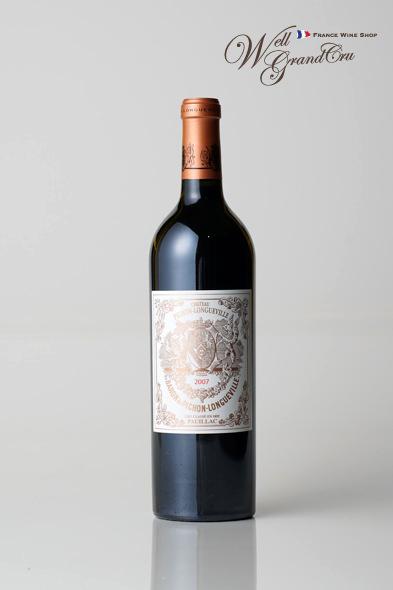 ピション ロングヴィル バロン2007 フランス ポイヤック 赤ワイン フルボディCH.PICHON LONGUEVILLE BARON2007 高級ワイン 贈答品