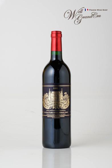 【送料無料】パルメ1995 フランス マルゴー 赤ワイン フルボディCH.PALMER1995 高級ワイン 贈答品