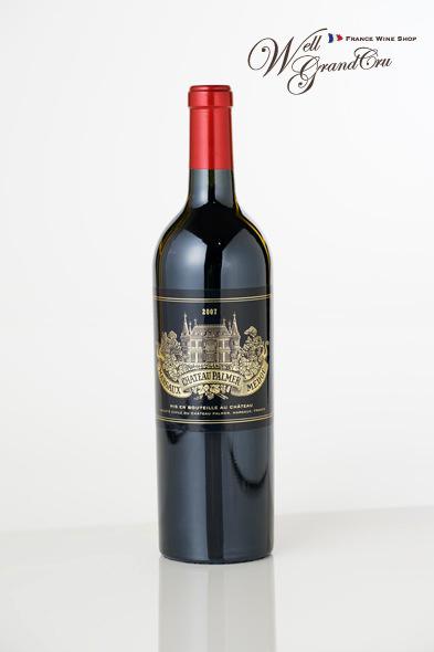 パルメ2007 フランス マルゴー 赤ワイン フルボディCH.PALMER2007【 飲み頃 】高級ワイン 贈答品
