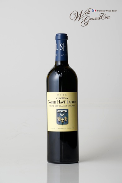 スミス オー ラフィット2006 フランス ペサック・レオニャン 赤ワイン フルボディCH.SMITH HAUT-LAFITTE2006 高級ワイン 贈答品