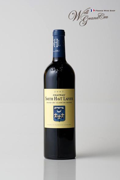 スミス オー ラフィット2007 フランス ペサック・レオニャン 赤ワイン フルボディCH.SMITH HAUT-LAFITTE2007 高級ワイン 贈答品