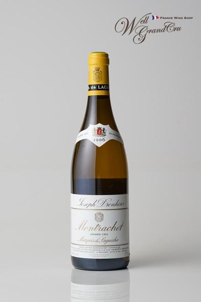 【送料無料】モンラッシェ マルキ ド ラギッシュ2006 フランス モンラッシェ メゾン ショゼフ ドルーアン 赤ワイン ミディアムボディMONTRACHET MARQUIS DE LAGUICHE2006 MAISON JOSEPH DROUHIN 高級ワイン 贈答品