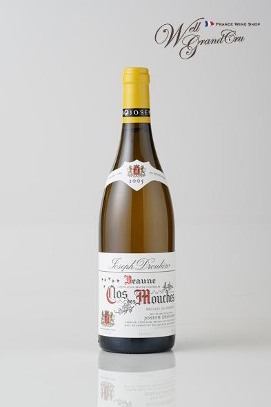 ボーヌ クロ デ ムーシュ ブラン2005 フランス コート・ド・ボーヌ メゾン ショゼフ ドルーアン 白ワイン 辛口BEAUNE CLOS DES MOUCHES BLANC2005 MAISON JOSEPH DROUHIN 高級ワイン 贈答品