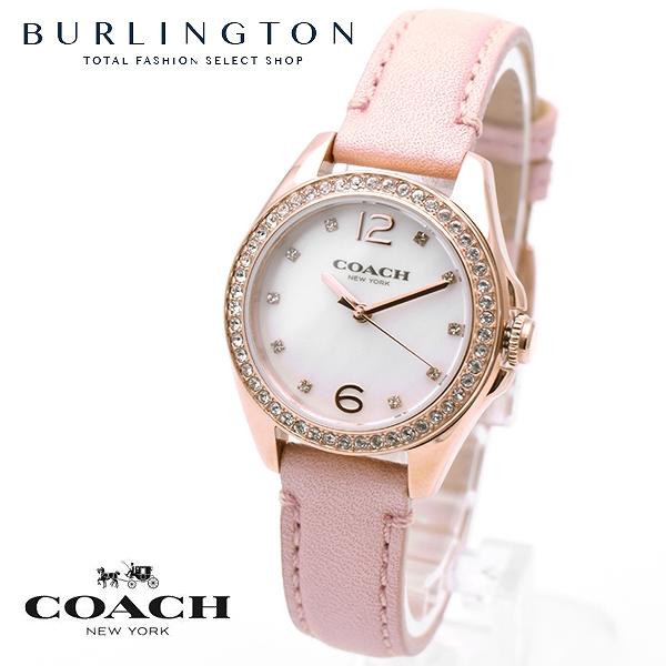 コーチ 腕時計 レディース COACH ピンク トリステン ミニ 14502176 コーチ腕時計 コーチ時計 COACH腕時計 COACH時計 可愛い 人気 ブランド 時計 おしゃれ かわいい 女性 誕生日 ギフト プレゼント