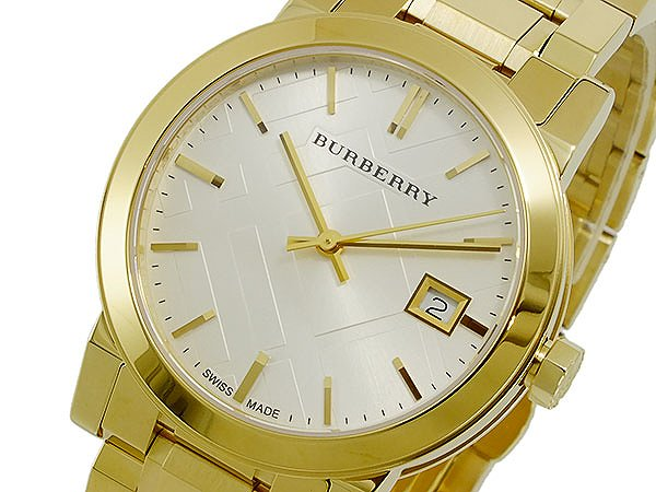 BURBERRY バーバリー 腕時計 レディース Ladies 時計 クオーツ BU9103 シルバー ゴールド 人気 高級 ブランド かわいい おしゃれ 大人 バーバリー腕時計 おしゃれ オススメ バーバリー時計 女性 ギフト プレゼント