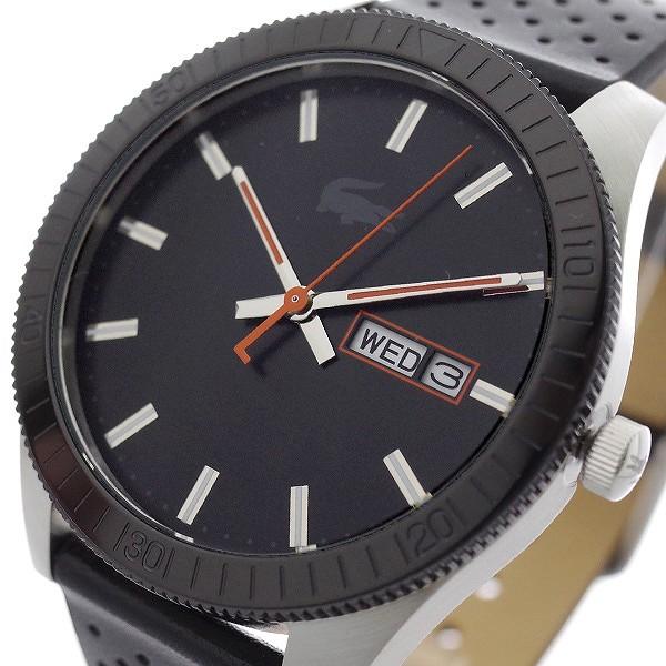 ラコステ LACOSTE 腕時計 メンズ 2010982 クォーツ ブラック 黒 人気 ブランド ウォッチ 時計 ワニ ラコステ腕時計 LACOSTE腕時計 LACOSTE時計 ラコステ時計 おしゃれ おすすめ 男性 誕生日 ギフト プレゼント