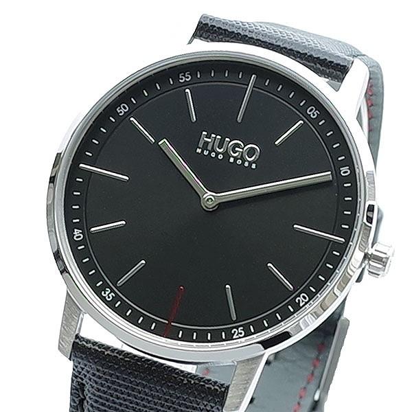 ヒューゴボス HUGO BOSS 腕時計 メンズ 1520007 クォーツ ブラック 黒 時計 人気 ブランド ヒューゴボス腕時計 ヒューゴボス時計 おしゃれ おすすめ 男性 父の日 ギフト プレゼント