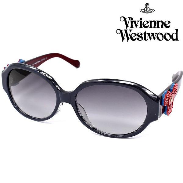 ヴィヴィアンウエストウッド サングラス レディース メンズ Vivienne Westwood VW-7740-GY アジアンフィット ビビアン 人気 ブランド ヴィヴィアンサングラス ビビアンサングラス 可愛い かわいい おしゃれ おすすめ 男性 女性 ギフト プレゼント
