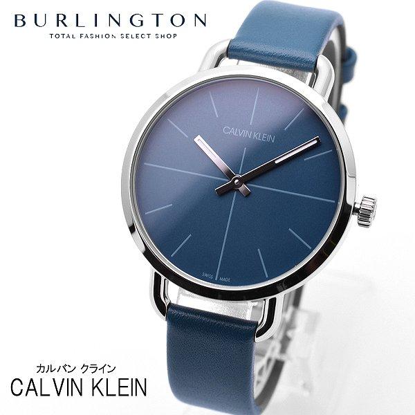 カルバン クライン 腕時計 レディース Calvin Klein イーブンエクステンション K7B231VN ネイビー カルバン・クライン ブランド 人気 時計 カルバンクライン おしゃれ 女性 お祝い 誕生日 ギフト クリスマス プレゼント