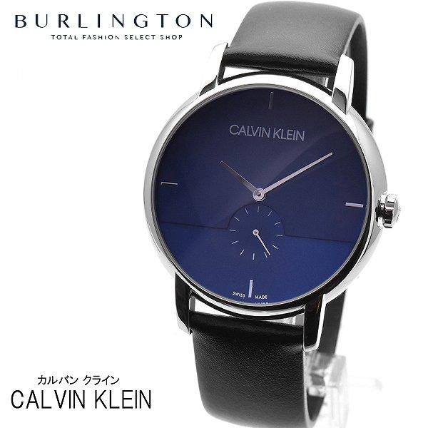 カルバン クライン 腕時計 メンズ Calvin Klein K9H2X1CN ネイビー ブラック スモールセコンド カルバン・クライン ブランド 人気 時計 カルバンクライン おしゃれ 男性 お祝い 誕生日 ギフト クリスマス プレゼント