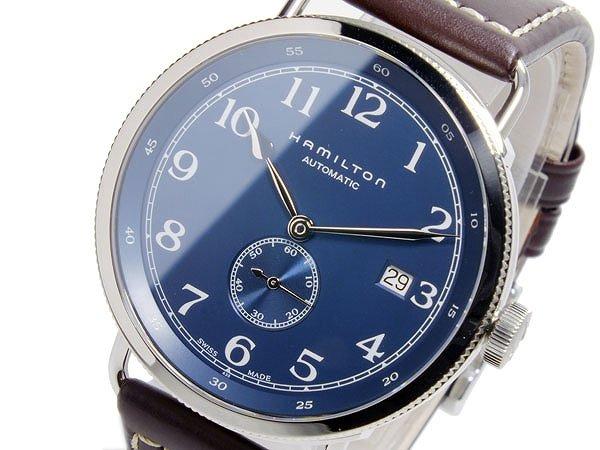ハミルトン 腕時計 メンズ HAMILTON カーキ KHAKI 自動巻き H78455543 人気 ブランド 男性 父 誕生日 お祝い ギフト プレゼント
