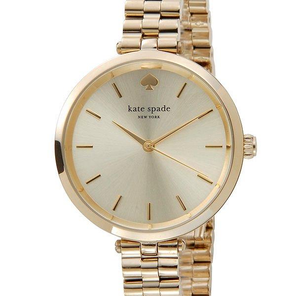 ケイトスペード 腕時計 レディース KATE SPADE ホランド スキニー 1YRU0858 ゴールド 人気 ブランド 時計 ケイト・スペード ウォッチ かわいい 可愛い おしゃれ 女性 誕生日 記念日 ギフト プレゼント