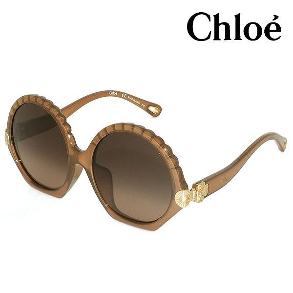 Chloe クロエ サングラス レディース CE747SA-210 アジアンフィット UVカット 人気 ブランド Chloeサングラス クロエサングラス おしゃれ おすすめ 女性 誕生日 ギフト プレゼント